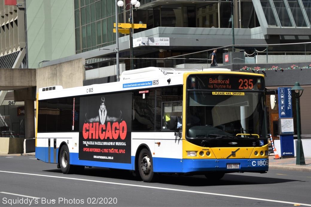 1805 2020.01.15 AdelaideSt