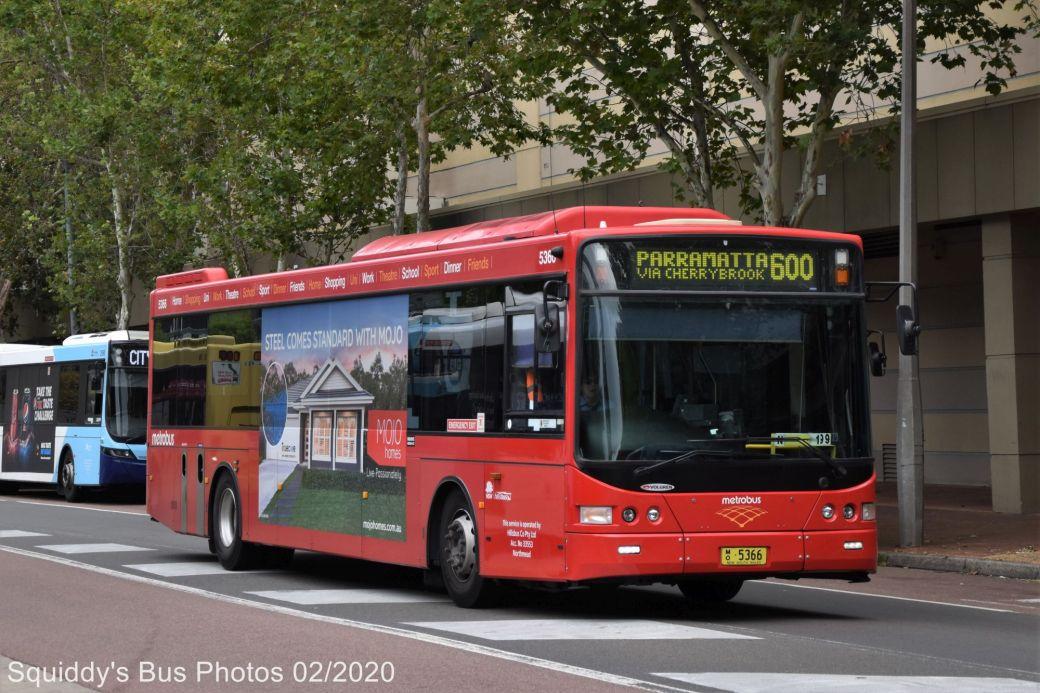 5366 2020.02.05 ParramattaStn